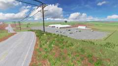 North West Texas v1.1 for Farming Simulator 2017