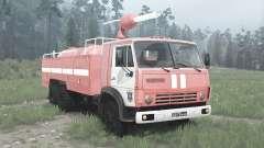 KamAZ 53212 AP-16 for MudRunner