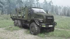 Ural Next (4320-6951-74) short for MudRunner