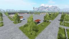 Flatwood Acres v2.1 for Farming Simulator 2017