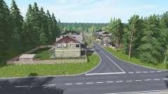 Altmuhlhofen v2.1 for Farming Simulator 2017
