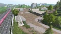 Iberians South Lands v0.8 for Farming Simulator 2017