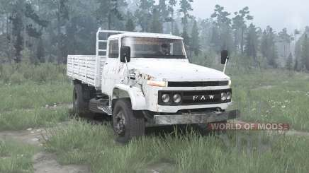 FAW Jiefang J2 for MudRunner