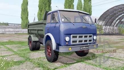 MAZ 5549 1990 for Farming Simulator 2017