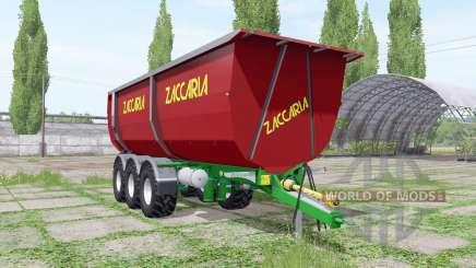 Zaccaria ZAM 200 DP8 Super Plus v1.3 for Farming Simulator 2017