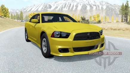 Dodge Charger SRT8 (LD) 2012 for BeamNG Drive