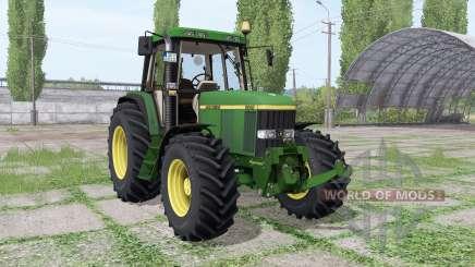 John Deere 6810 Continental for Farming Simulator 2017
