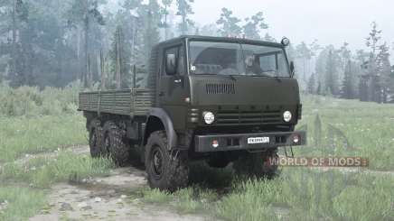 KamAZ 4310 Prapor for MudRunner