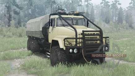 KrAZ-260G for MudRunner