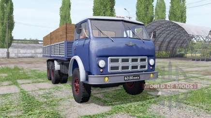MAZ-514 1969 for Farming Simulator 2017