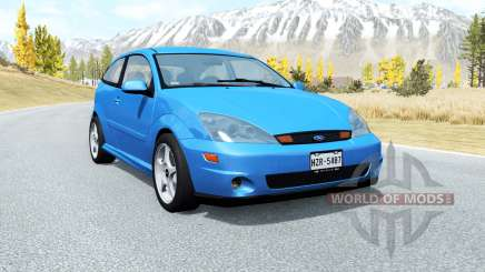 Ford Focus SVT (DBW) 2002 for BeamNG Drive