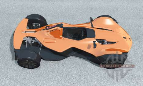 BAC Mono 2011 for BeamNG Drive
