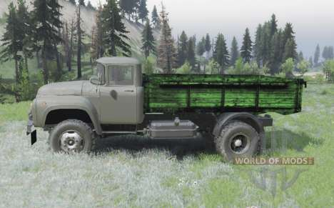 ZIL-431410 for Spin Tires