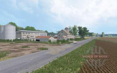 Hinterland v1.5 for Farming Simulator 2015