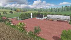 Sitio Pinheirinho v2.0 for Farming Simulator 2017