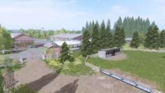 Dreistern Hof plus for Farming Simulator 2017