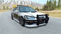 Hirochi Sunburst Police High-Speed Unit