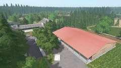 Altmuhlhofen v2.2 for Farming Simulator 2017
