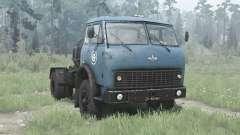 MAZ 504В for MudRunner