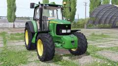 John Deere 6420 v5.0 for Farming Simulator 2017