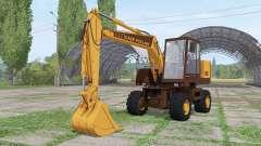 Case Poclain 688 for Farming Simulator 2017