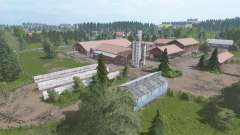Gorzkowa v3.4 for Farming Simulator 2017