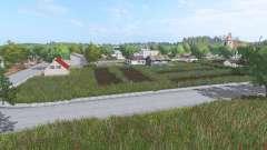 Euro Sat for Farming Simulator 2017
