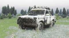 VAZ 2329 Niva for Spin Tires