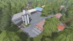 La Vieille Souche v1.1 for Farming Simulator 2017