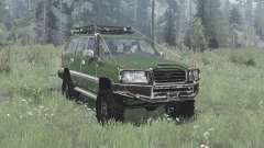 Toyota Land Cruiser 100 (J100) 2002 off-road for MudRunner