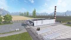 Kernstadt v1.0.1 for Farming Simulator 2017