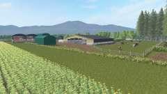 Red Rose Farm v2.0 for Farming Simulator 2017