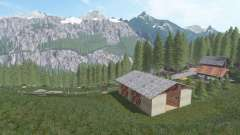 Tyrolean Alps for Farming Simulator 2017
