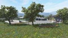 Un Air Du Berry for Farming Simulator 2017