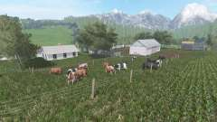 Jasienica for Farming Simulator 2017