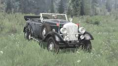 Mercedes-Benz G4 (W31) 1938 for MudRunner