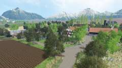 Ammergauer Alpen v2.2 for Farming Simulator 2015