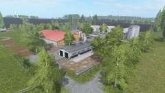 Heinerscheid Felder v1.1 for Farming Simulator 2017