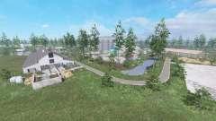 Pomоrze for Farming Simulator 2015