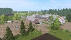 Old Hof for Farming Simulator 2017
