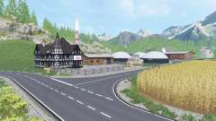 Alpental Forest Extreme v1.2 for Farming Simulator 2015