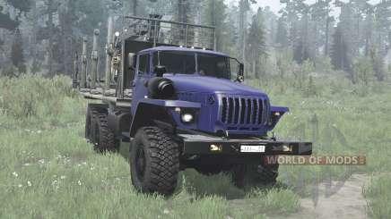 Ural-4320-41 for MudRunner