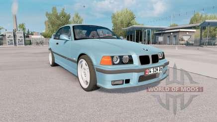 BMW M3 coupe (E36) for Euro Truck Simulator 2