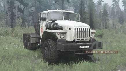 Ural 44202-41 for MudRunner
