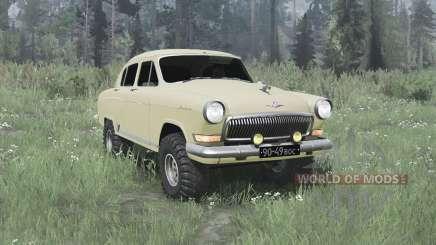 GAZ-21 Volga 4x4 for MudRunner