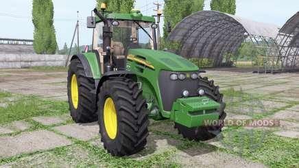 John Deere 7820 engine config for Farming Simulator 2017