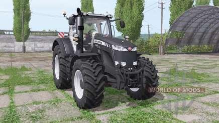 Massey Ferguson 8730 v1.0.1.6 for Farming Simulator 2017