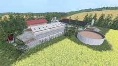 Hochkamp for Farming Simulator 2015