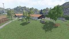 Somewhere in Bavaria v0.7 for Farming Simulator 2015
