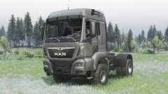 MAN TGS 18.440 4x4 v1.3 for Spin Tires